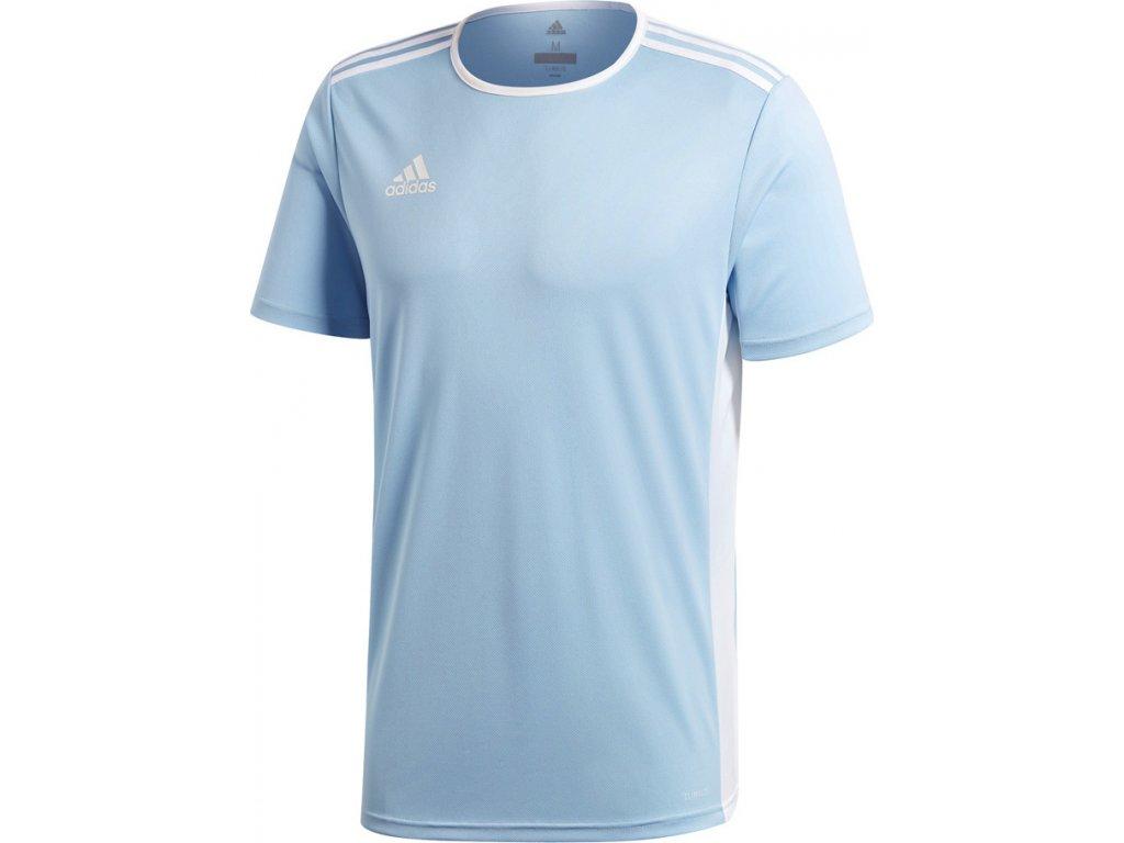 Futbalový dres adidas ENTRADA 18 svetlo modrá CD8414