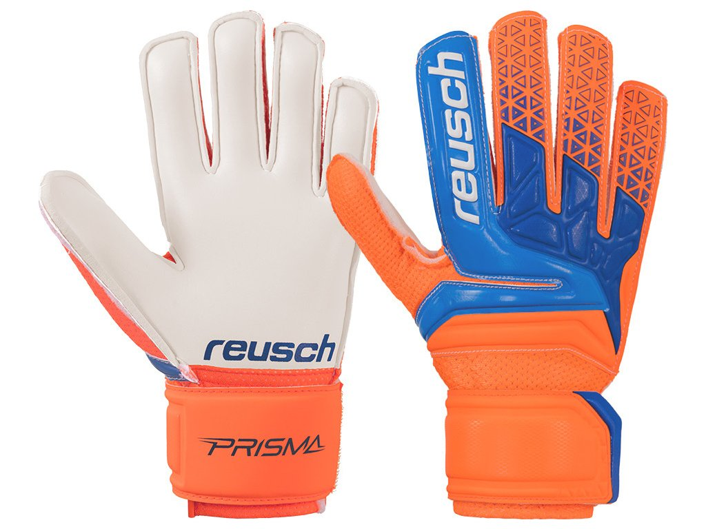 Detské brankárske rukavice Reusch Prisma SD Easy Fit Junior 3872515 290