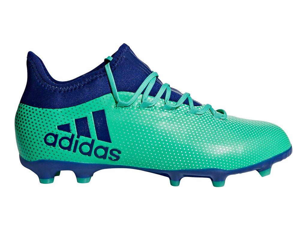Detské futbalové kopačky adidas X 17.1 FG JR CP8980