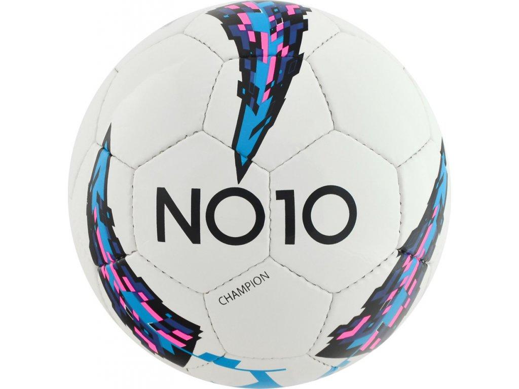 Futbalová lopta NO10 CHAMPION BLUE  56029 A