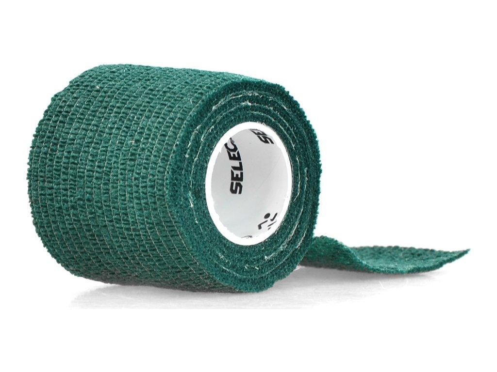 Tejpovacia páska SELECT na štucne zelená 10962