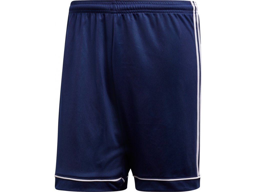 Detské šortky adidas Squadra 17 JR tmavomodré BK4765