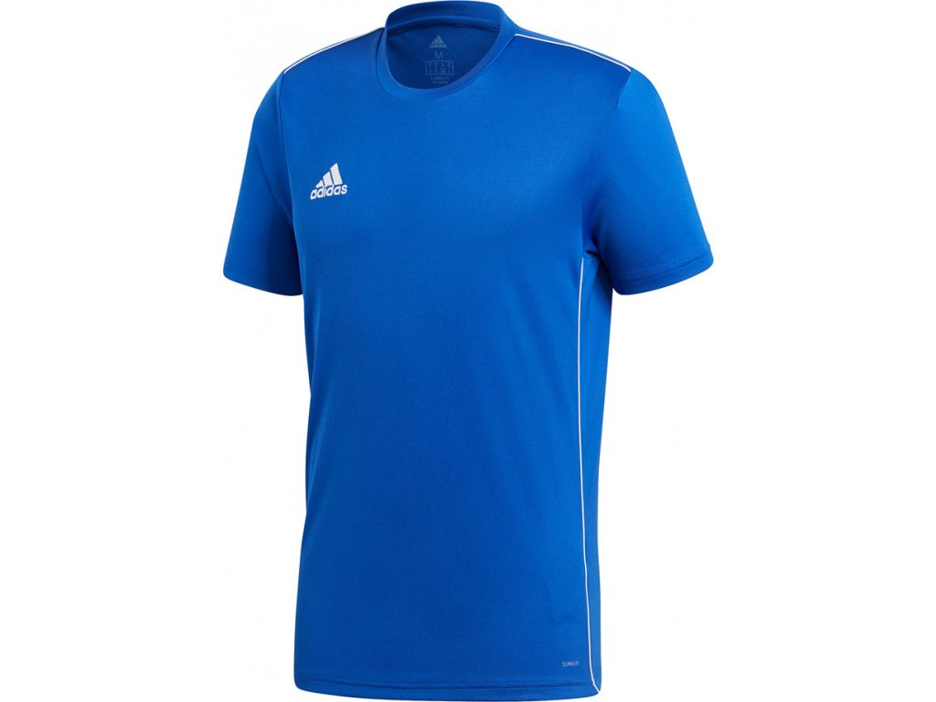 Dres adidas CORE 18 TRAINING modrý CV3451