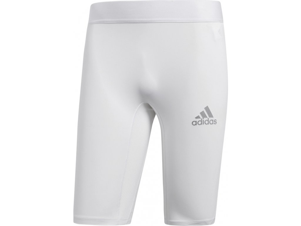 Šortky adidas Alphaskin SPRT ST M biele CW9457