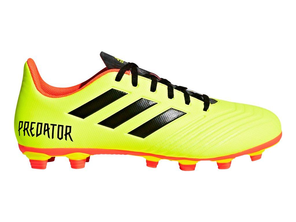 Futbalové kopačky adidas Predator 18.4 FxG DB2005