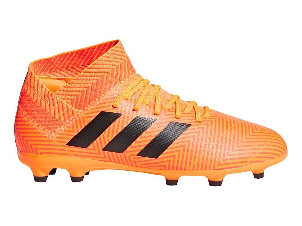 Detské futbalové kopačky adidas Nemeziz 18.3 FG JR DB2352