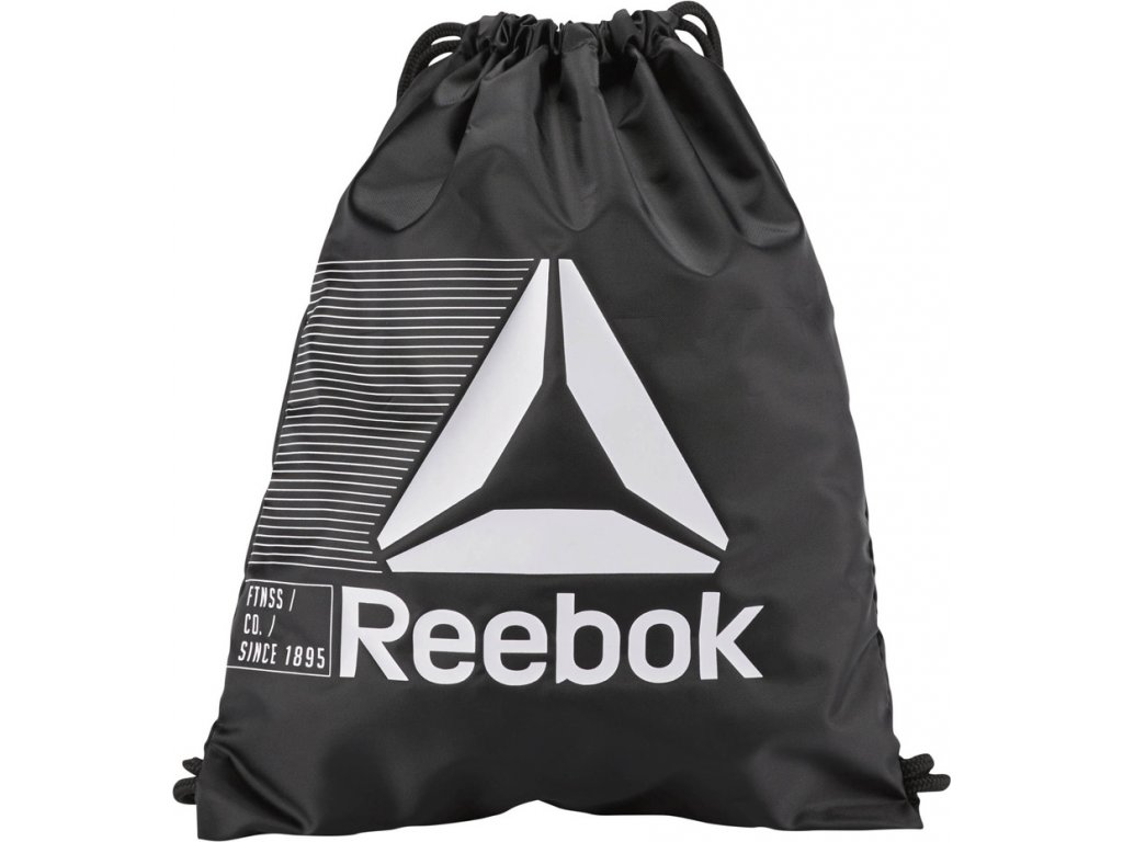 Vrecko na topánky Reebok  Act Fon Gymsack čierne CE0944