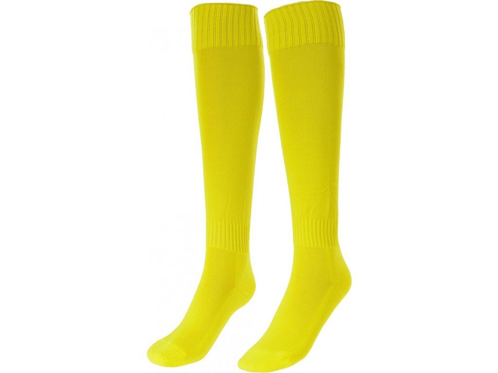 Detské futbalové štucne ISKIERKA JUNIOR 39-40 žlté