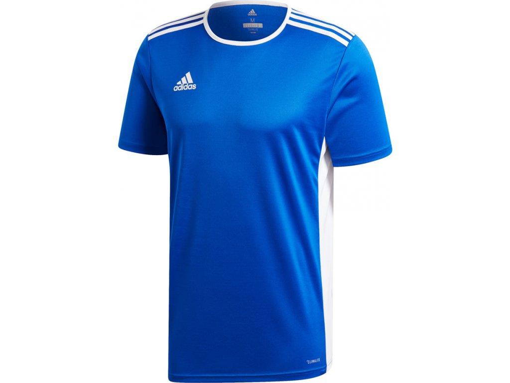 Dres adidas Entrada 18 modrý CF1037
