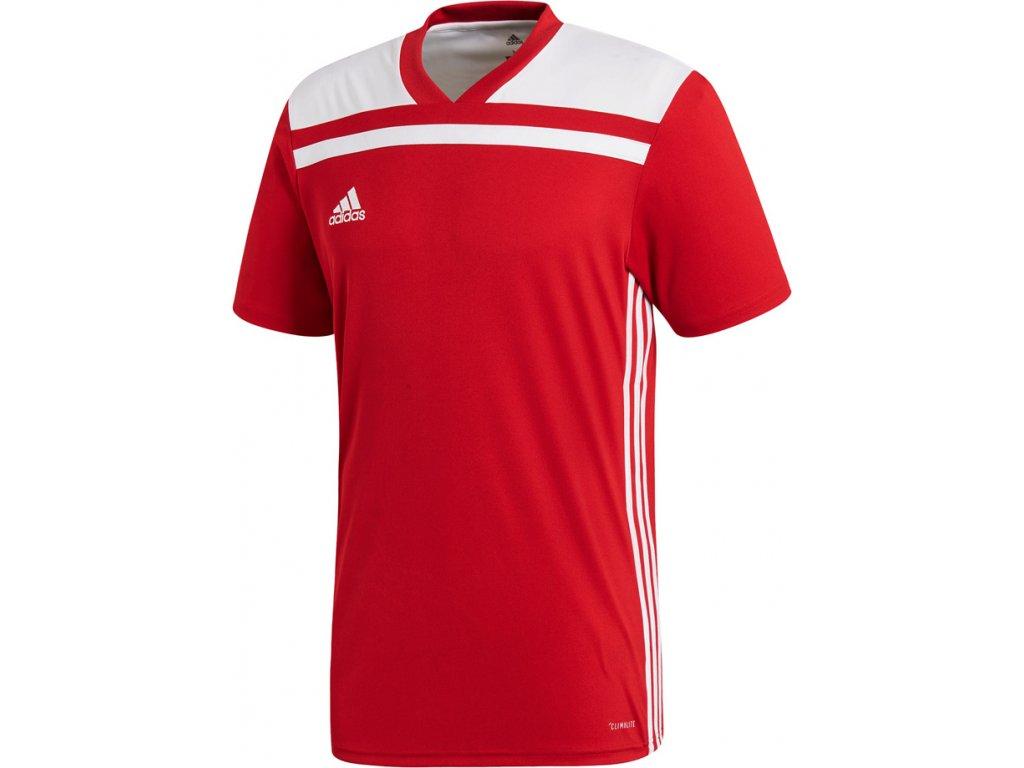 Dres adidas Regista 18 Jersey červený CE1713