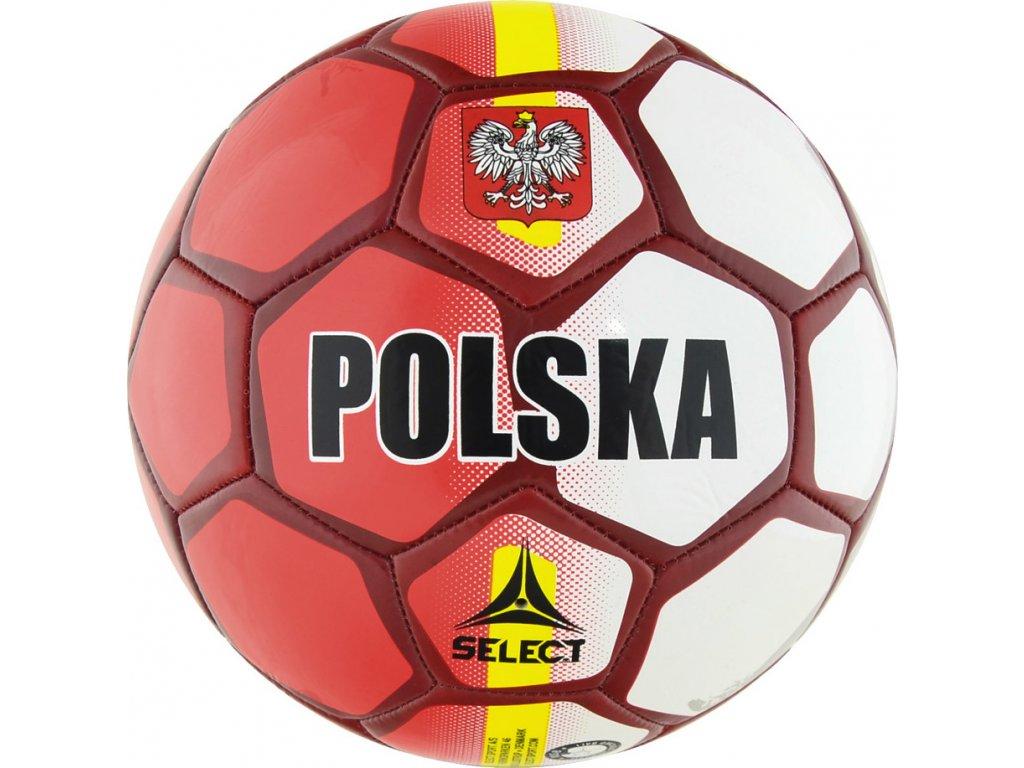Futbalová lopta Select Polska
