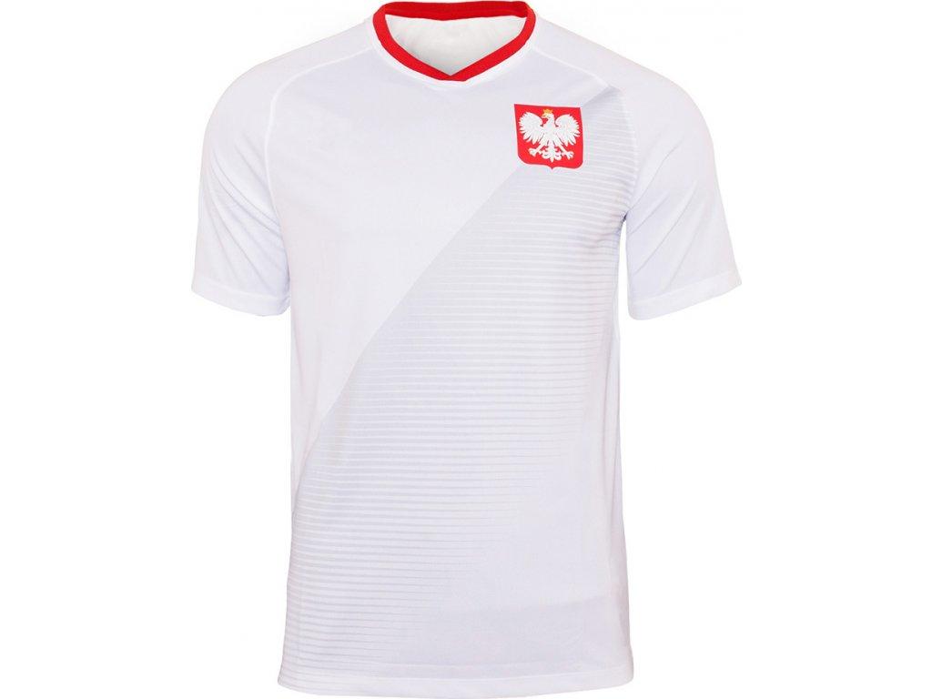 Dres Replika Polska Mundial 2018 SR biely