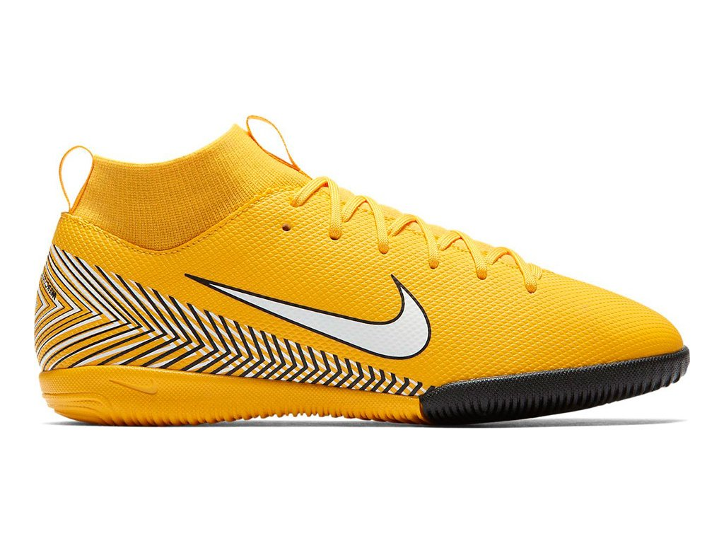 Detské futbalové halovky Nike Mercurial Superfly X 6 Academy Neymar GS IC JR AO2886 710