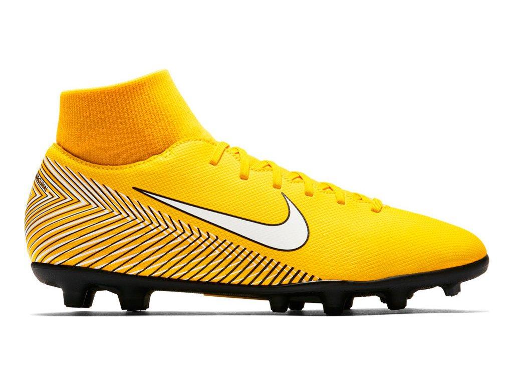 Detské futbalové kopačky Nike Mercurial Superfly  6 Club Neymar MG JR AO2888 710
