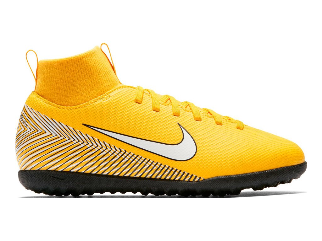 Detské futbalové turfy Nike Mercurial Superfly X 6 Club Neymar TF JR AO2894 710