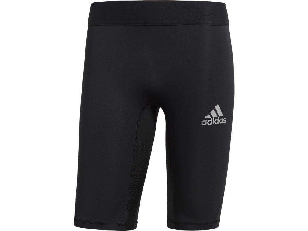 Termo šortky adidas Alphaskin Sport Short Tight čierne CW9456