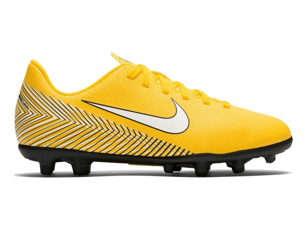 Detské futbalové kopačky Nike Mercurial Vapor 12 Club Neymar GS MG JR AO9472 710
