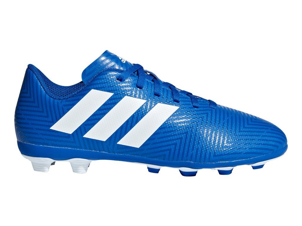 Detské futbalové kopačky adidas Nemeziz 18.4 FxG JR DB2357