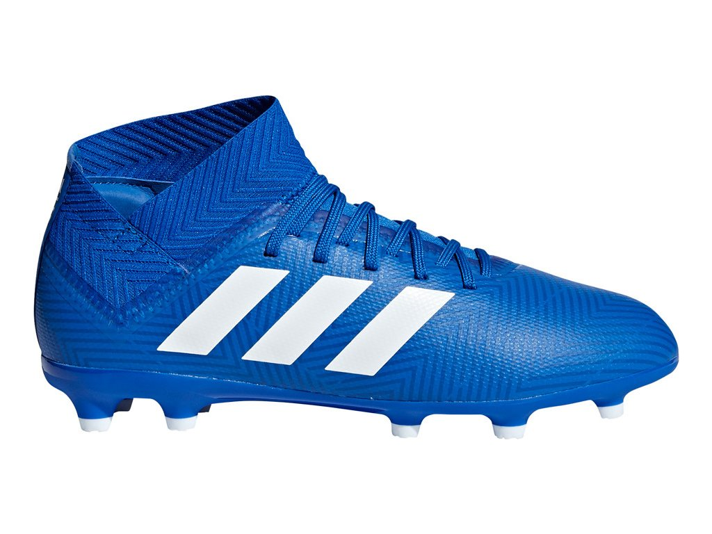 Detské futbalové kopačky adidas Nemeziz  18.3 FG JR DB2351