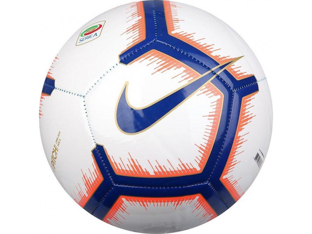 Futbalová lopta Nike Serie A Pitch FA18 SC3374 100