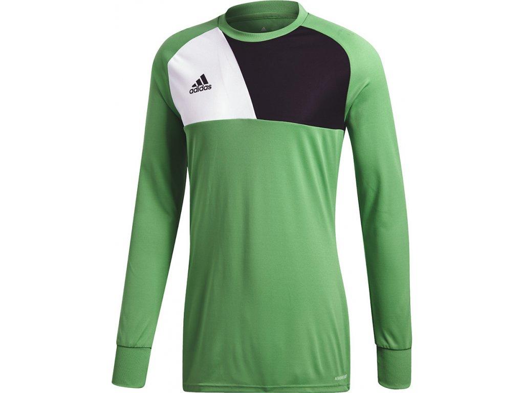 Brankárska mikina adidas Assita 17 GK zelená AZ5400