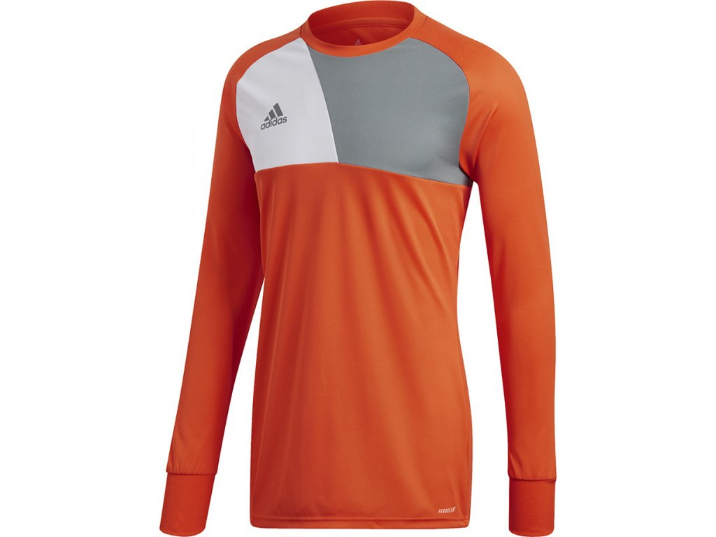 Brankárska mikina adidas Assita 17 GK oranžová AZ5398