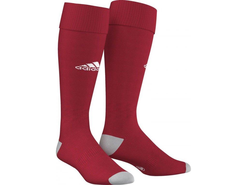 Štucne adidas Milano 16 Sock červené AJ5906 E19298