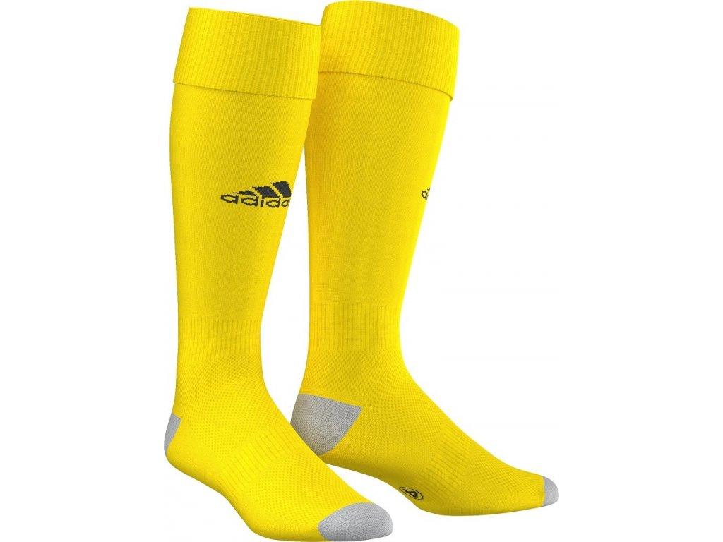 Štucne adidas Milano 16 Sock žlté AJ5909 E19295