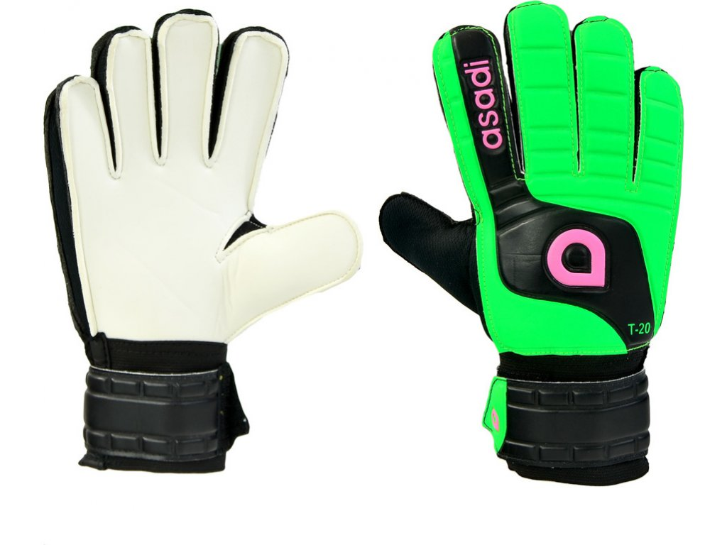 Brankárske rukavice ASADI 2017  T-20 012