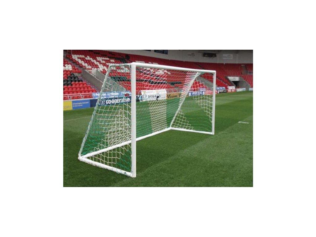 Sieť na futbalovú bránku DOMEKS 5x2m PE 2,5 farebna