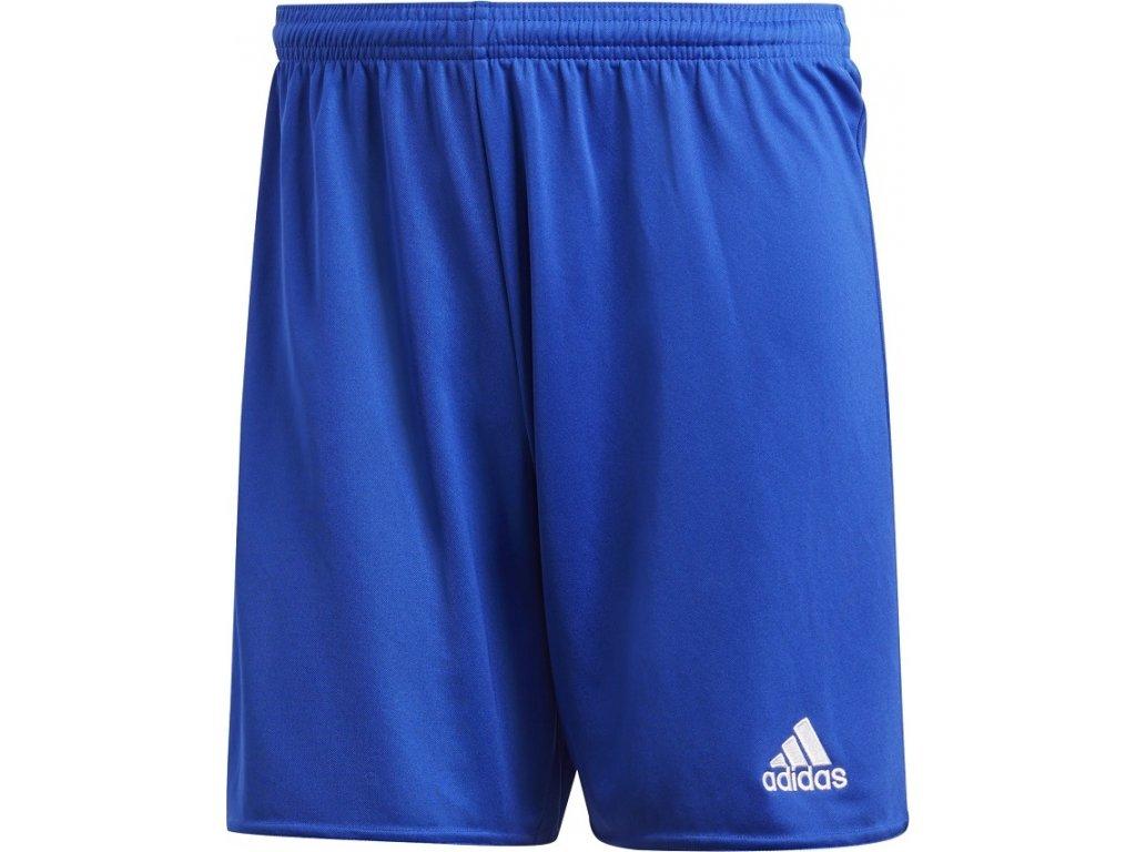 Detské šortky adidas Parma 16 JR modré AJ5882