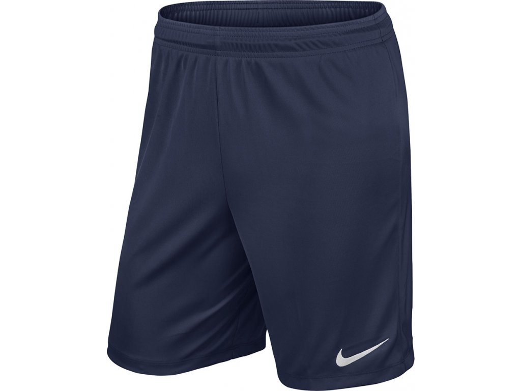 Šortky Nike Park II Knit Short NB tmavomodré 725887 410