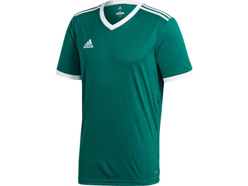 Detský dres adidas Tabela 18 JR zelený CE8946