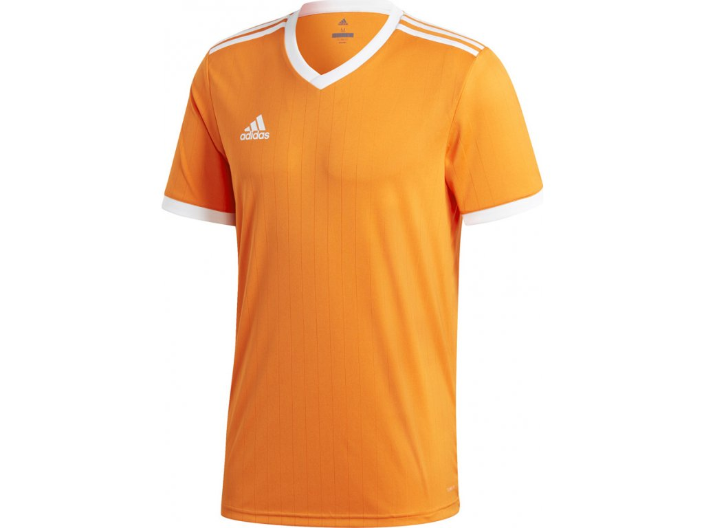 Dres adidas Tabela 18 Jersey oranžový CE8942