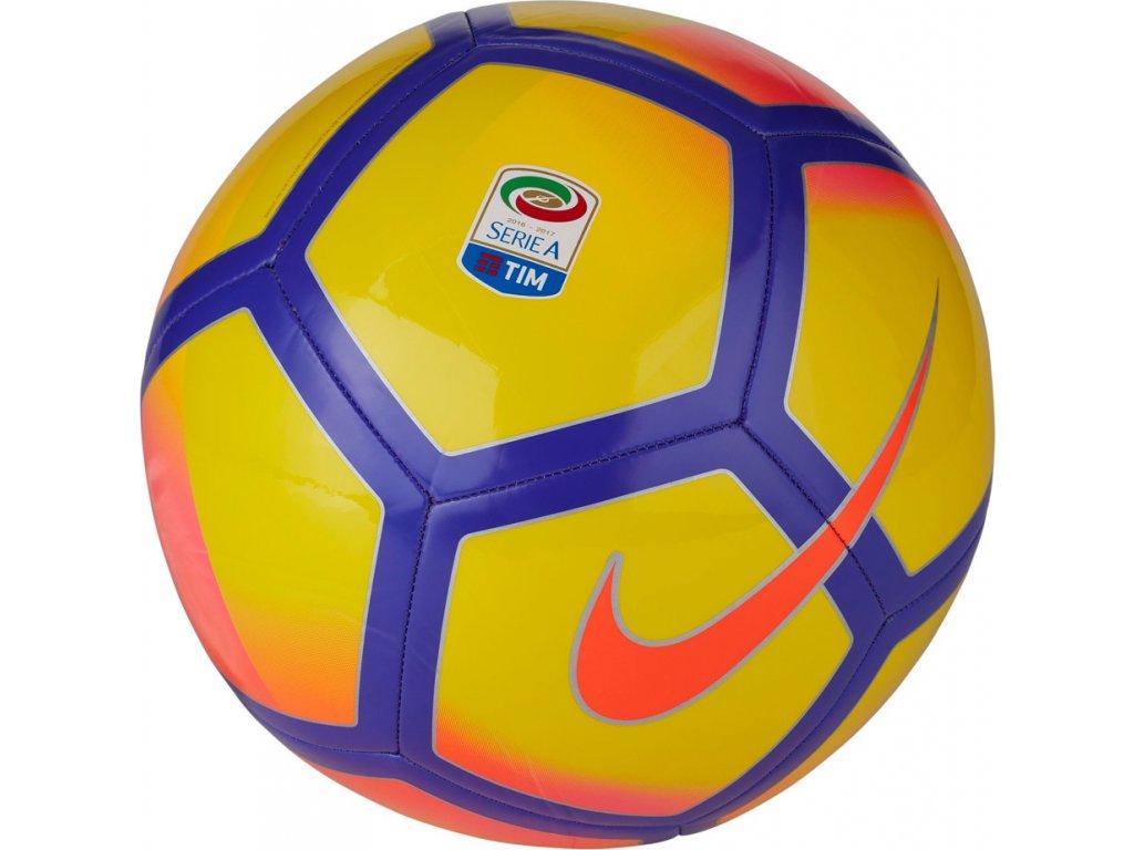 Futbalová lopta Nike Pitch Serie A SC3139 711