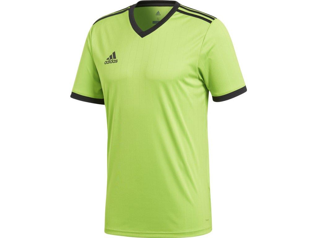 Dres adidas Tabela 18 Jersey zelený CE1716