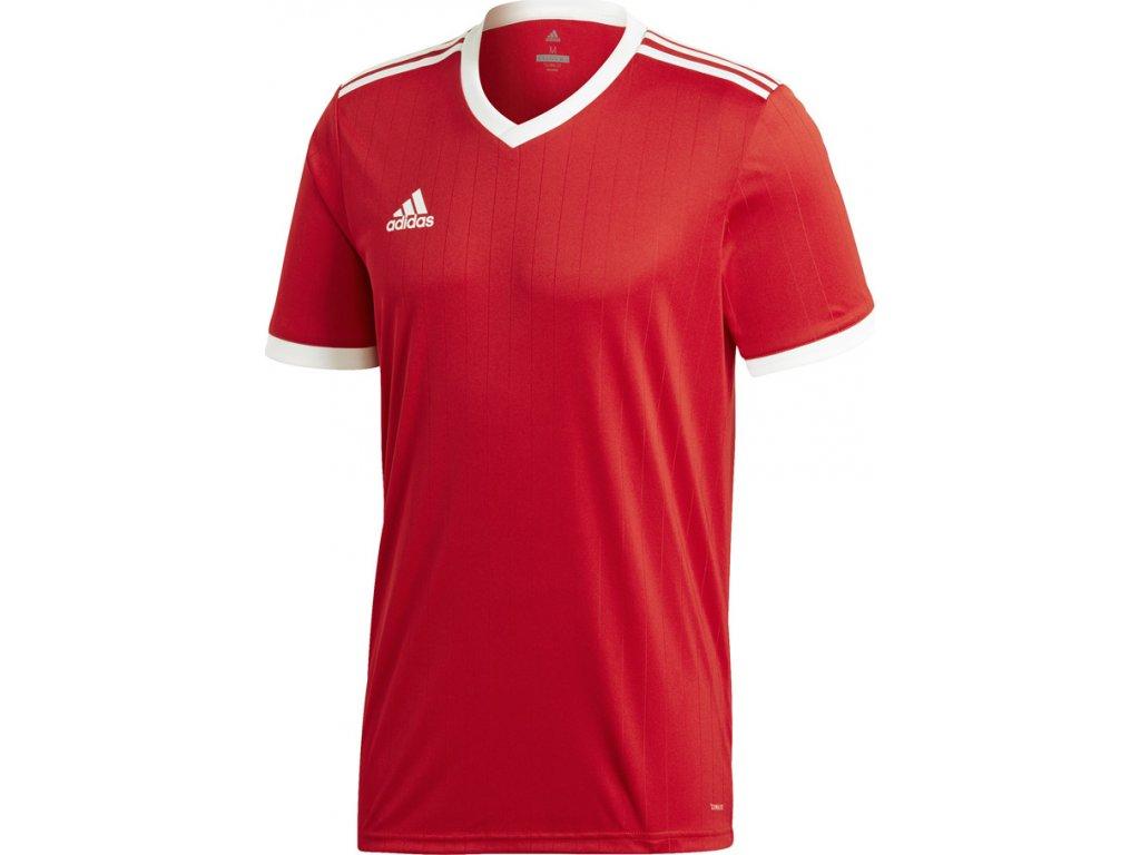 Dres adidas Tabela 18 Jersey červený CE8935