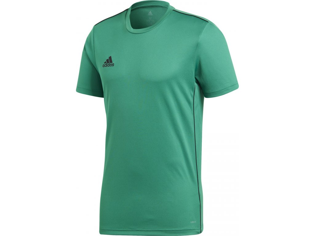 Dres adidas Core 18 Training zelený CV3454