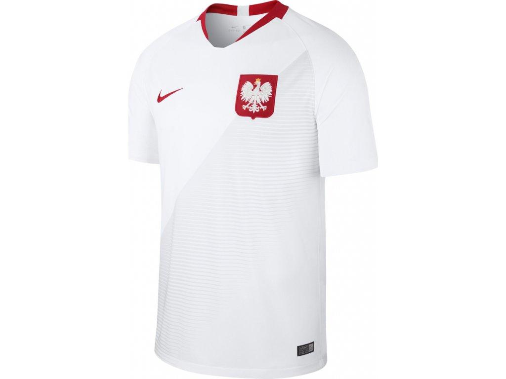 Dres Nike POLSKA M NK BRT STAD JSY SS HM 893893 100