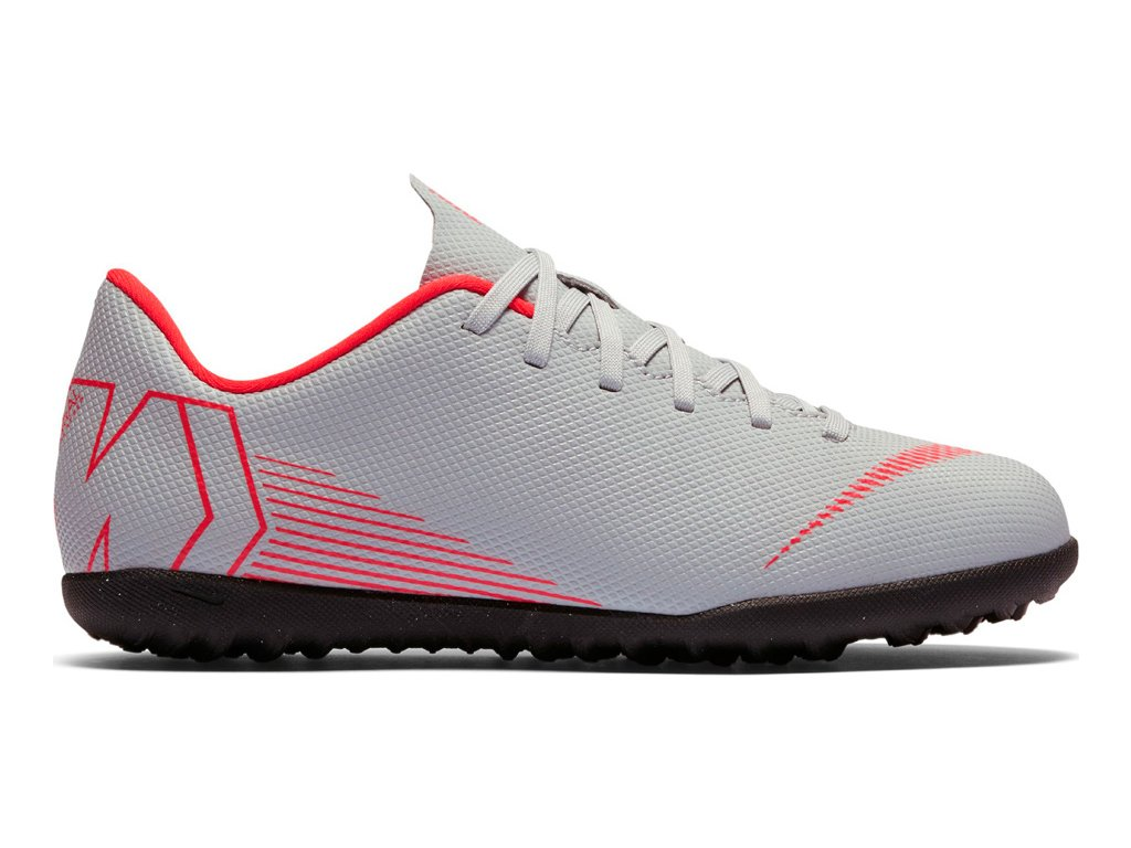 Detské futbalové turfy Nike Mercurial Vapor X 12 Club TF JR AH7355 060