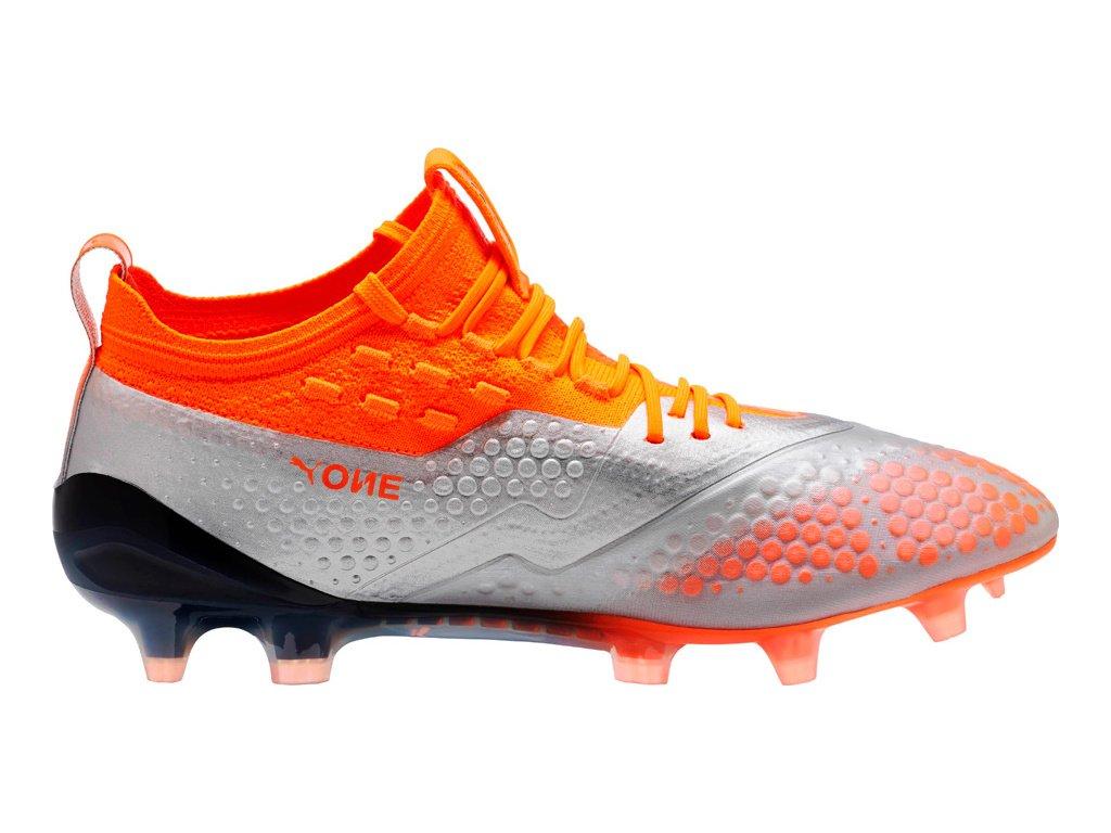 Futbalové kopačky Puma One 1 Syn FG AG 104722 01