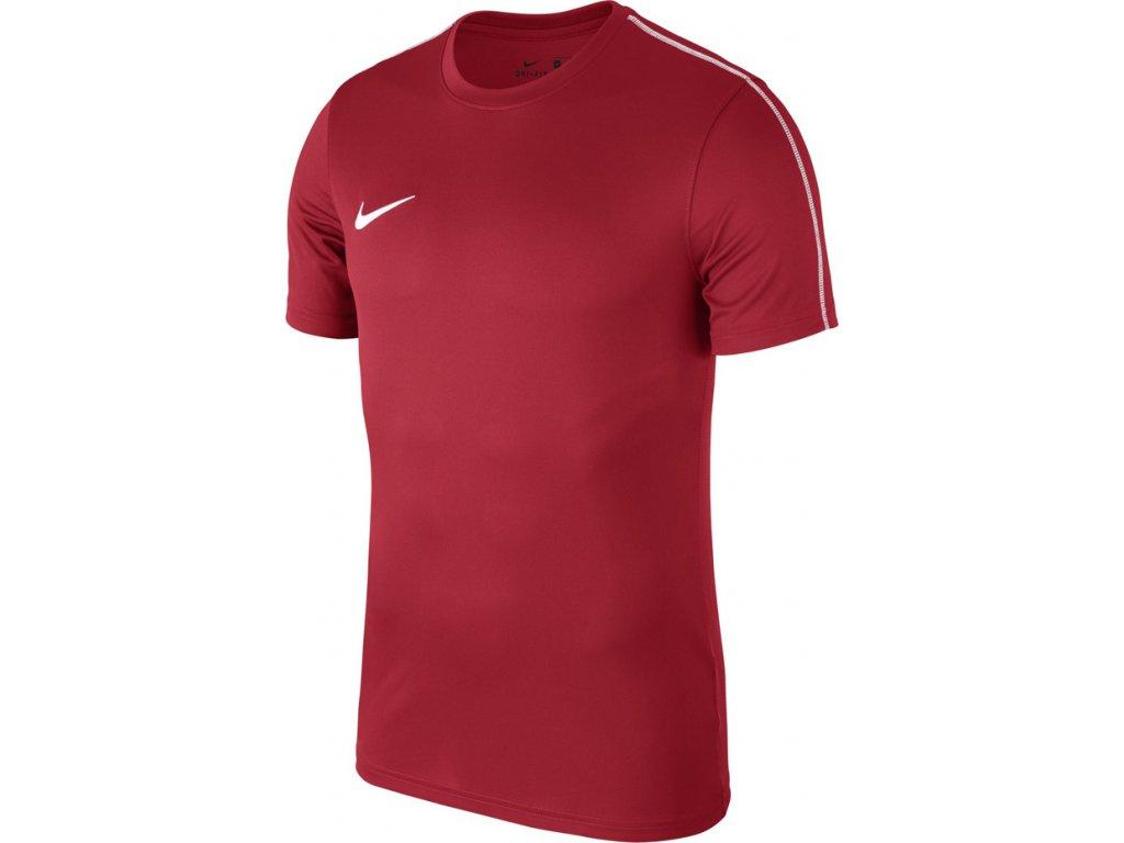 Dres Nike Dry Park 18 SS červený AA2046 657
