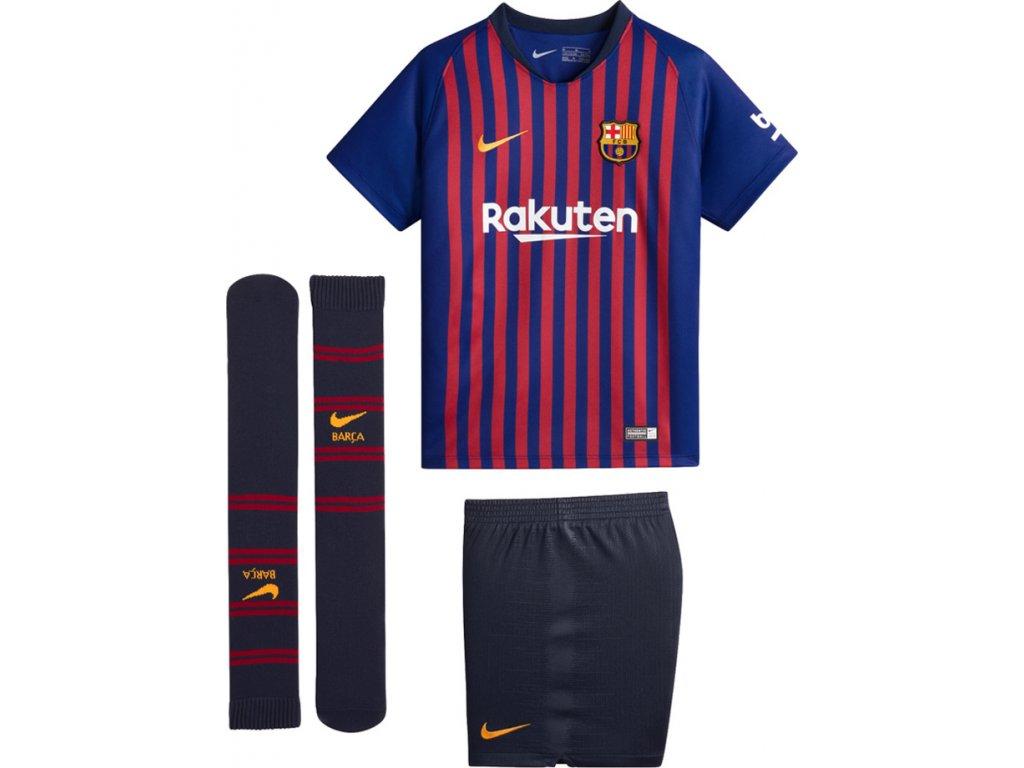 3ca1eaa87a4bc Detský športový komplet Nike FC Barcelona Junior 894479 456 ...