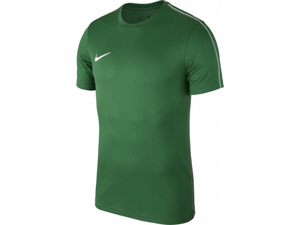 Dres Nike Dry Park 18 SS zelený AA2046 302