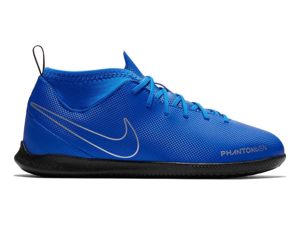 Detské futbalové halovky Nike Phantom VSN Club DF IC JR AO3293 400