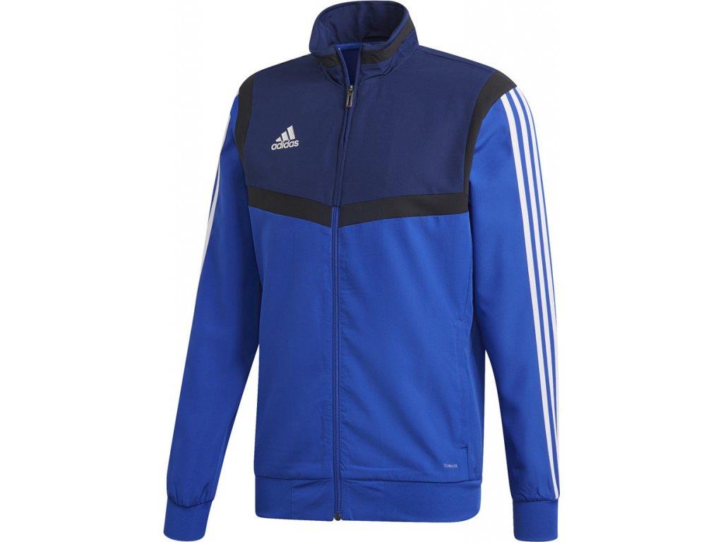 Mikina adidas Tiro 19 PRE JKT modrá DT5266