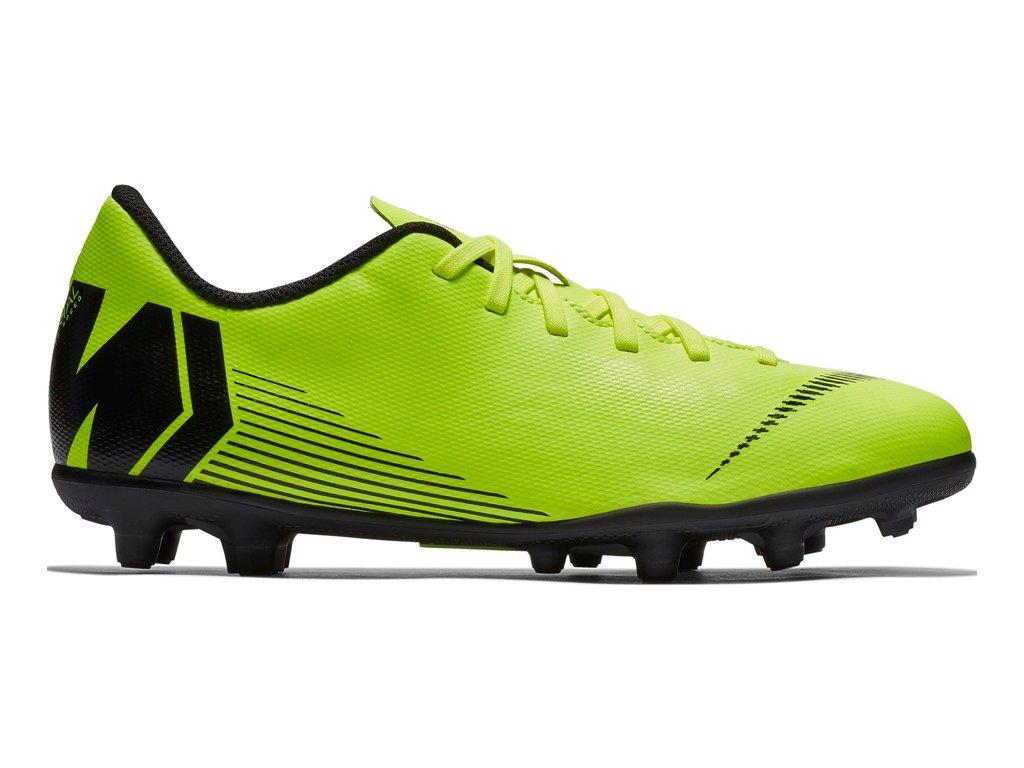 Detské futbalové kopačky Nike Mercurial Vapor 12 Club MG JR AH7350 701