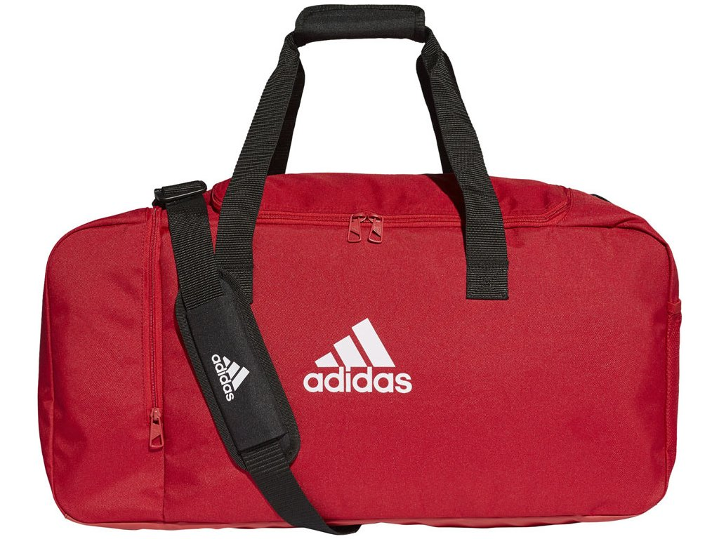 Taška adidas Tiro Duffel M červená DU1987