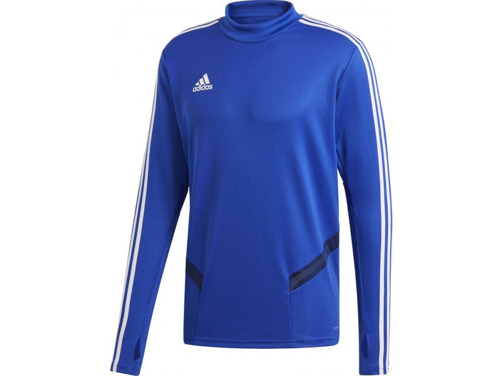 Mikina adidas Tiro 19 Training Top modrá DT5277
