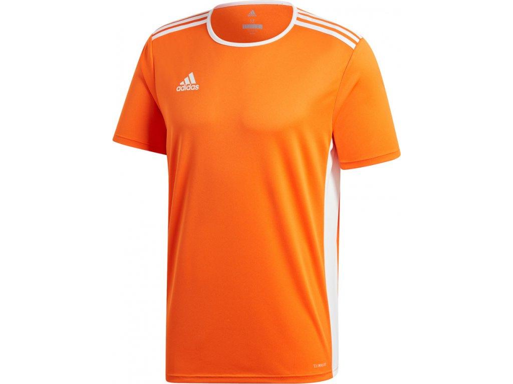 Detský dres adidas Entrada 18 JR oranžový CD8366